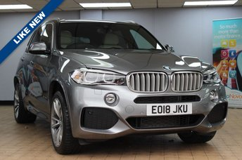 Used BMW X5 for sale in Romford
