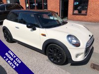 """USED 2014 14 MINI HATCH COOPER 1.5 COOPER 3DOOR 134 BHP ONLY £20 Road Tax   :   DAB Radio   :   USB & AUX   :   Cruise Control / Speed Limiter     Bluetooth Connectivity   :   Climate Control / Air Conditioning   :   Rear Parking Sensors      17"""" Alloy Wheels   :   2 Keys   :   Service History"""
