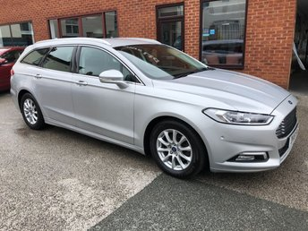 2016 FORD MONDEO 2.0 ZETEC ECONETIC TDCI 5DOOR 148 BHP £8495.00
