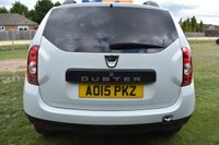 USED 2015 15 DACIA DUSTER 1.6 ACCESS 5d 105 BHP