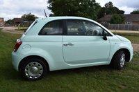 USED 2016 16 FIAT 500 1.2 POP 3d 69 BHP