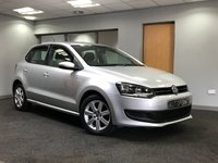 USED 2011 11 VOLKSWAGEN POLO 1.2 SE 5d 60 BHP+++LOW MILEAGE+++