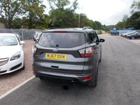 USED 2017 67 FORD KUGA 1.5 ST-LINE TDCI 5d AUTO 119 BHP