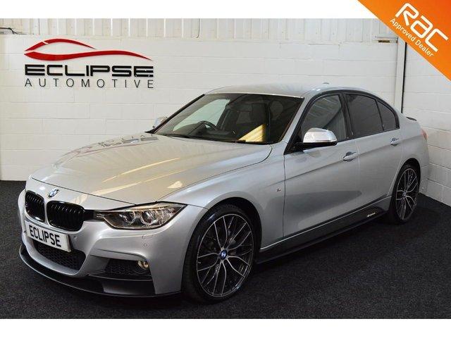 2014 63 BMW 3 SERIES 3.0 335D XDRIVE M SPORT 4d AUTO 309 BHP