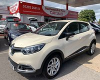 2015 RENAULT CAPTUR 1.5 DYNAMIQUE NAV DCI 5d 90 BHP *ONLY 37,000 MILES* ZERO TAX GROUP £7995.00