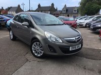 USED 2011 61 VAUXHALL CORSA 1.4 SE 3d 98 BHP EXCEPTIONALLY LOW MILEAGE,WITH SERVICE HISTORY