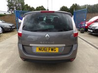 USED 2011 61 RENAULT SCENIC 1.6 DYNAMIQUE TOMTOM VVT 5d 110 BHP