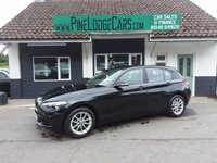 USED 2014 14 BMW 1 SERIES 2.0 120D SE 5d AUTO 181 BHP