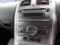 USED 2009 59 TOYOTA AURIS 1.6 TR VALVEMATIC 5d 131 BHP NEW MOT, SERVICE & WARRANTY