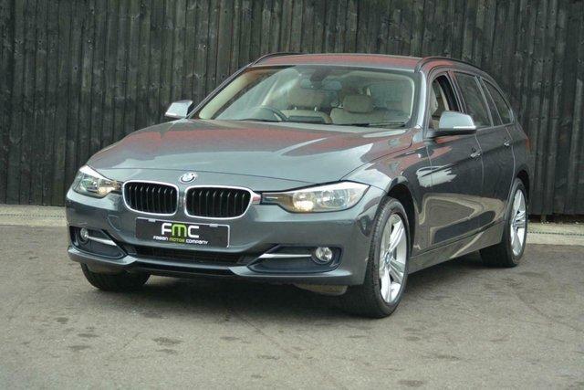 2014 BMW 3 SERIES 2.0TD X-Drive 4X4 **Nav - DAB - Cruise Control**