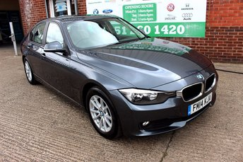 2014 BMW 3 SERIES 2.0 320D EFFICIENTDYNAMICS BUSINESS 4d 161 BHP £7999.00