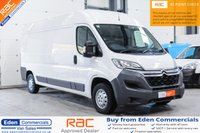 USED 2015 15 CITROEN RELAY 2.2 35 L3H2 ENTERPRISE HDI 1d 129 BHP