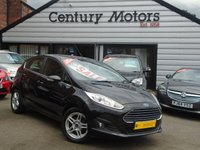 2013 FORD FIESTA 1.25 ZETEC 5d - NEW SHAPE £5490.00