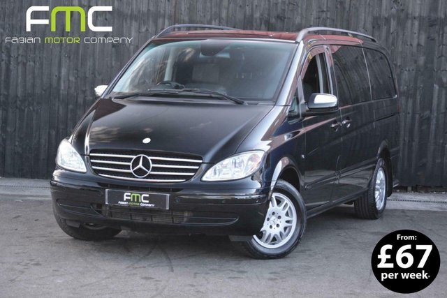 2010 60 MERCEDES-BENZ VIANO  3.0CDI ** Luxury 8 Seater **