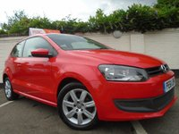 USED 2011 61 VOLKSWAGEN POLO 1.2 SE 3d 60 BHP GUARANTEED TO BEAT ANY 'WE BUY ANY CAR' VALUATION ON YOUR PART EXCHANGE