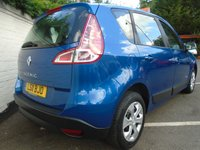 USED 2011 11 RENAULT SCENIC 1.6 BIZU 5d 110 BHP GUARANTEED TO BEAT ANY 'WE BUY ANY CAR' VALUATION ON YOUR PART EXCHANGE