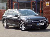 USED 2015 65 VOLKSWAGEN PASSAT 2.0 TDi SE Business 5dr Estate **Sat Nav + Adaptive Cruise**