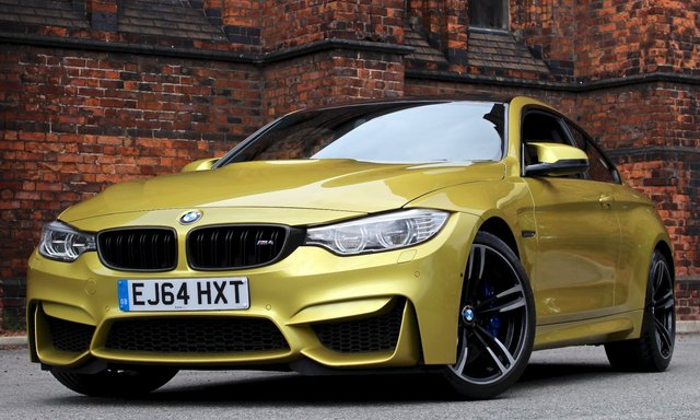 2014 64 BMW M4 3.0 M4 2d AUTO 426 BHP [ M PERFORMANCE ]