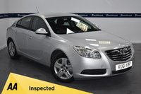 USED 2011 61 VAUXHALL INSIGNIA 2.0 ES CDTI ECOFLEX 5d 160 BHP (2 OWNERS FROM NEW)