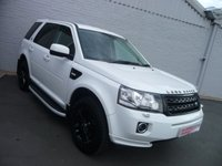 USED 2013 13 LAND ROVER FREELANDER 2.2 SD4 XS AUTO