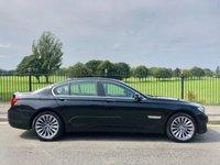 USED 2014 14 BMW 7 SERIES 3.0 740I SE 4d AUTO 316 BHP