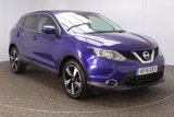 USED 2015 15 NISSAN QASHQAI 1.6 DCI N-TEC XTRONIC 5DR SAT NAV 360 CAMERA 1 OWNER AUTO 128 BHP FULL SERVICE HISTORY + SATELLITE NAVIGATION + 360 DEGREE CAMERA + PARKING SENSOR + BLUETOOTH + CRUISE CONTROL + CLIMATE CONTROL + MULTI FUNCTION WHEEL + DAB RADIO + XENON HEADLIGHTS + PRIVACY GLASS + ELECTRIC WINDOWS + ELECTRIC MIRRORS + 18 INCH ALLOY WHEELS