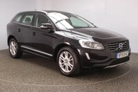 USED 2015 15 VOLVO XC60 2.0 D4 SE LUX NAV 5DR SAT NAV LEATHER SEATS 1 OWNER 188 BHP FULL SERVICE HISTORY + LEATHER SEATS + SATELLITE NAVIGATION + PARKING SENSOR + BLUETOOTH + CRUISE CONTROL + CLIMATE CONTROL + MULTI FUNCTION WHEEL + XENON HEADLIGHTS + DAB RADIO + ELECTRIC SEATS + ELECTRIC WINDOWS + ELECTRIC MIRRORS + 18 INCH ALLOY WHEELS