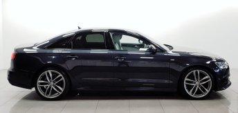 2015 AUDI A6 SALOON 2.0 SALOON TDI ULTRA BLACK EDITION 5d AUTO 188 BHP £15950.00
