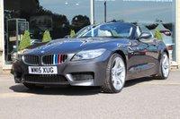 USED 2015 15 BMW Z4 2.0 Z4 SDRIVE20I M SPORT ROADSTER 2d 181 BHP