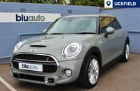 USED 2015 65 MINI HATCH COOPER S 2.0 5d AUTO 189 BHP Front & Rear Parking Sensors, John Cooper Works Wheel, Cruise Control, Part Leather & Suede Interior Trim, Heated Seats, Dual Climate Control, DAB Radio and Bluetooth Connectivity...