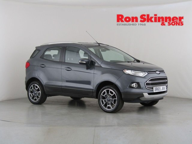 View our 2016 65 FORD ECOSPORT 1.0 TITANIUM 5d 124 BHP