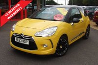 2013 CITROEN DS3 1.6 DSTYLE PLUS 3d 120 BHP £5495.00