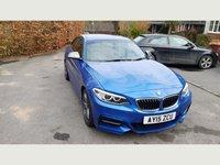 2015 BMW M2 3.0 M235I 2d AUTO 322 BHP £19475.00
