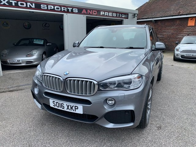 BMW X5 at Euxton Sports and Prestige