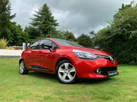USED 2014 n RENAULT CLIO 0.9 DYNAMIQUE MEDIANAV ENERGY TCE S/S 5d 90 BHP