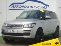 USED 2013 13 LAND ROVER RANGE ROVER 4.4 SDV8 VOGUE SE 5d AUTO 339 BHP