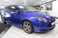 USED 2013 13 FORD FOCUS 2.0 ST-3 250 BHP FULL LEATHER 1 FORMER B/TOOTH