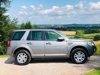 USED 2011 11 LAND ROVER FREELANDER 2.2 SD4 XS 5d AUTO 190 BHP