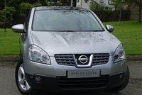 2008 NISSAN QASHQAI 2.0 TEKNA DCI 4WD 5d 148 BHP £4995.00
