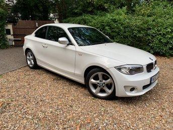 2013 BMW 1 SERIES 2.0 118D EXCLUSIVE EDITION 2d 141 BHP £7989.00