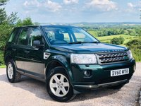 USED 2010 60 LAND ROVER FREELANDER 2.2 TD4 GS 5d AUTO 150 BHP
