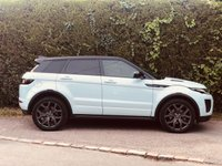 USED 2017 17 LAND ROVER RANGE ROVER EVOQUE 2.0 TD4 AUTOBIOGRAPHY 5d AUTO 177 BHP