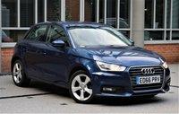 2016 AUDI A1 1.4 SPORTBACK TFSI SPORT 5d 123 BHP £SOLD