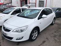 USED 2010 60 VAUXHALL ASTRA 1.4 EXCLUSIV 5d 98 BHP *** 12 MONTHS WARRANTY ***