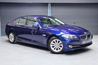 USED 2013 BMW 5 SERIES 520D SE 4d AUTO 181 BHP