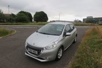 2014 PEUGEOT 208 1.2 ACTIVE Alloys,Air Con,Cruise Control,F.S.H £4495.00