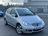 USED 2011 61 MERCEDES-BENZ A CLASS 2.0 A180 CDI AVANTGARDE SE 5d AUTO 108 BHP *LOW MILEAGE, FRONT & REAR PARKING SENSORS, MUST SEE!*