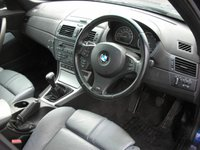 USED 2006 06 BMW X3 2.0 D M SPORT 5d 148 BHP 1 Previous owner