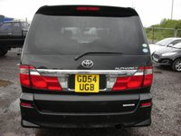 USED 2015 54 TOYOTA ALPHARD 2.4 MPV 5d AUTO 154 BHP Cat N - Reverse camera - 8 Seater automatic - Electric side doors