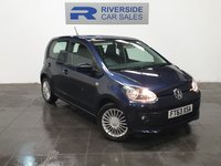 USED 2014 63 VOLKSWAGEN UP 1.0 HIGH UP 5d 74 BHP